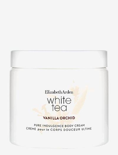 WHITE TEA VANILLA ORCHID BODY CREAM - body lotion - no color
