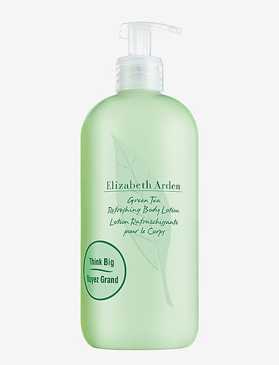 GREEN TEA BODY LOTION - body lotion - no color