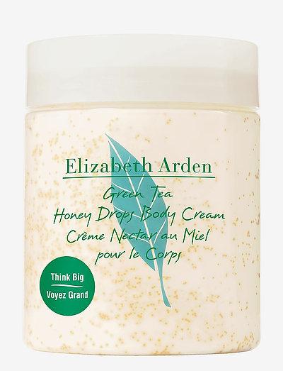 GREEN TEA HONEY DROPS BODY CREAM - body cream - no color