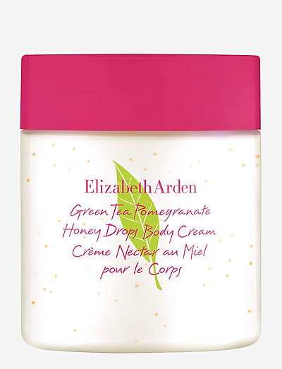 GREEN TEA POMEGRANATE BODY CREAM - body cream - no color