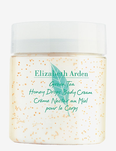 GREEN TEA HONEY DROPS BODY CREAM - body cream - clear