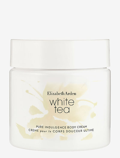 WHITE TEA BODY CREAM - vartalovoide - clear