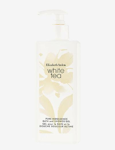 WHITE TEA SHOWER GEL - suihkugeeli - clear