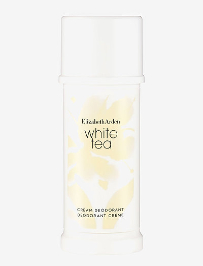 WHITE TEA CREAM DEO - deostift & cremer - clear