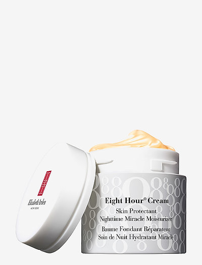 EIGHT HOUR CREAM NIGHTTIME MIRACLE MOISTURIZER - päivävoiteet - clear
