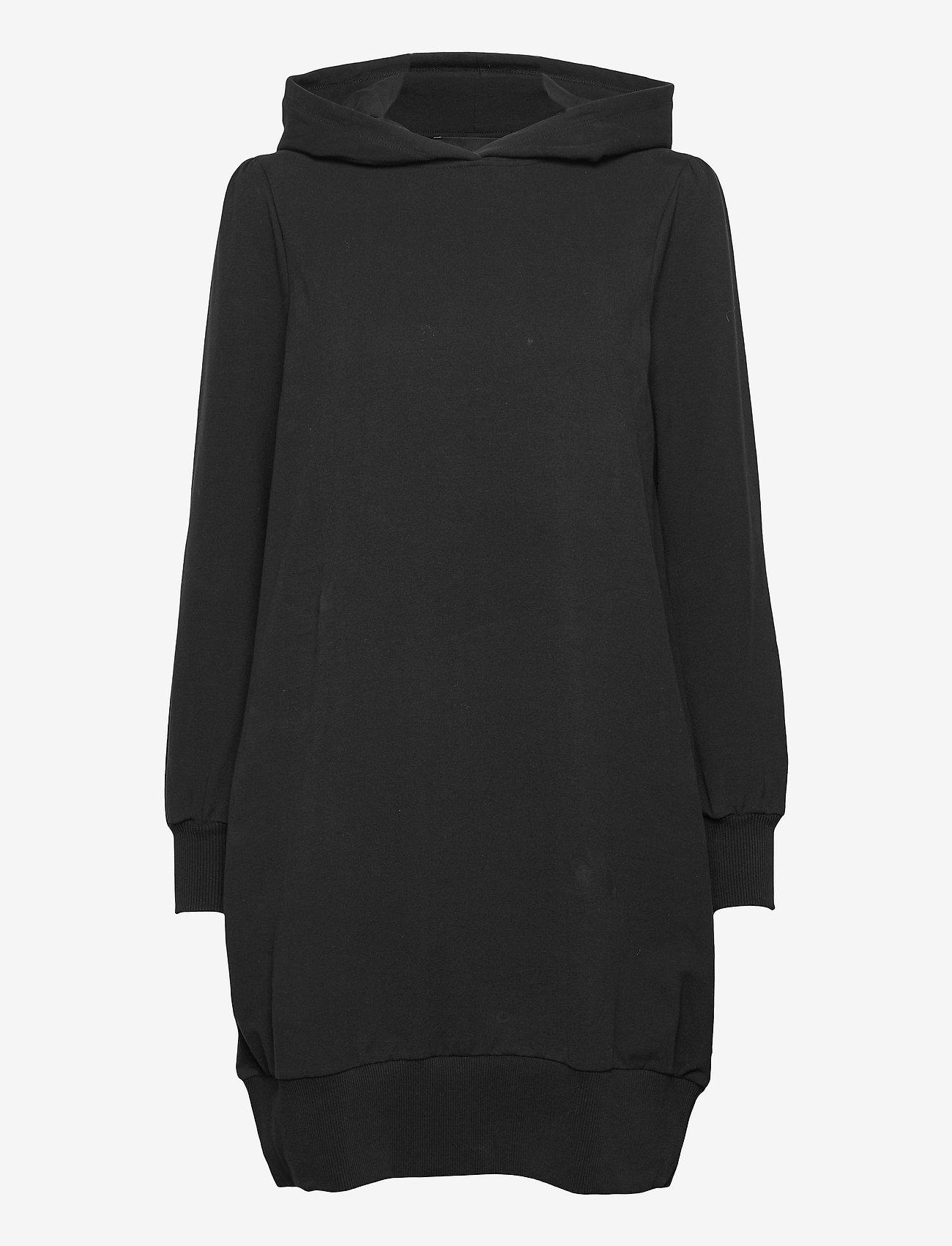 ella&il - Claire dress - robes de jour - black - 0