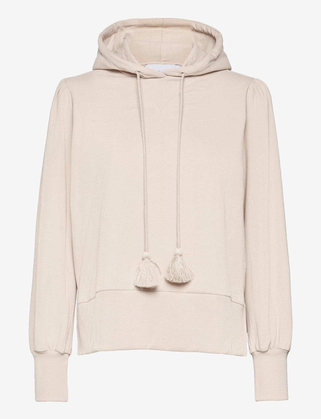 ella&il - Mimmi hoodie - pulls à capuche - beige - 0