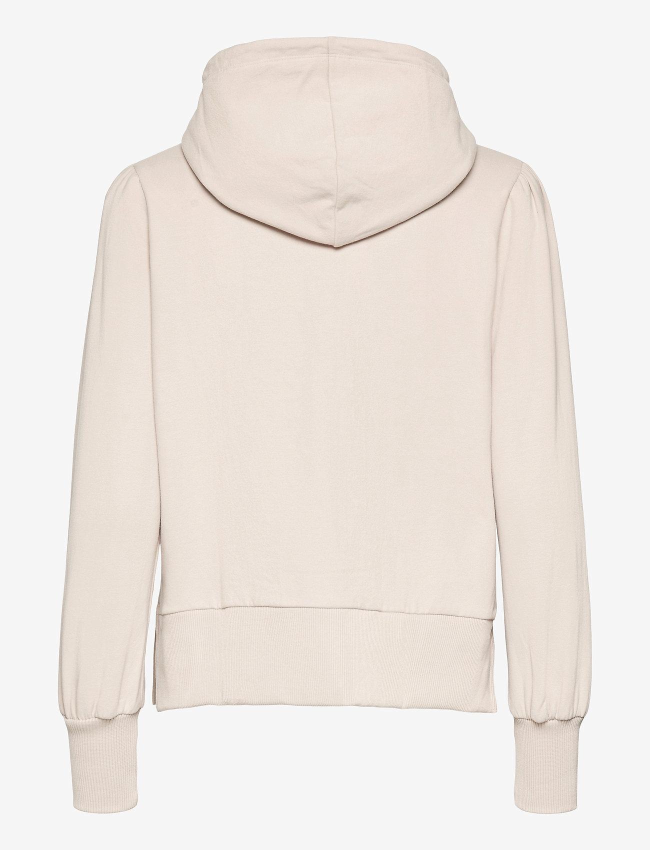 ella&il - Mimmi hoodie - pulls à capuche - beige - 1