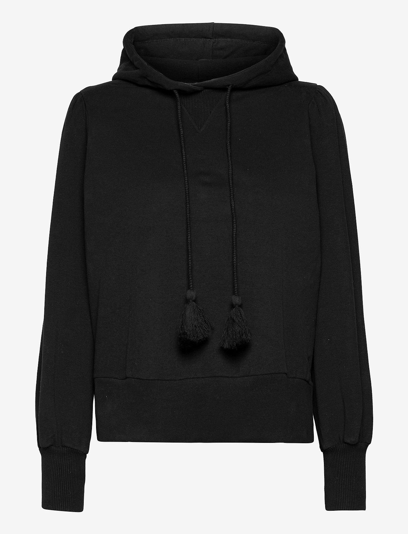 ella&il - Mimmi hoodie - pulls à capuche - black - 0
