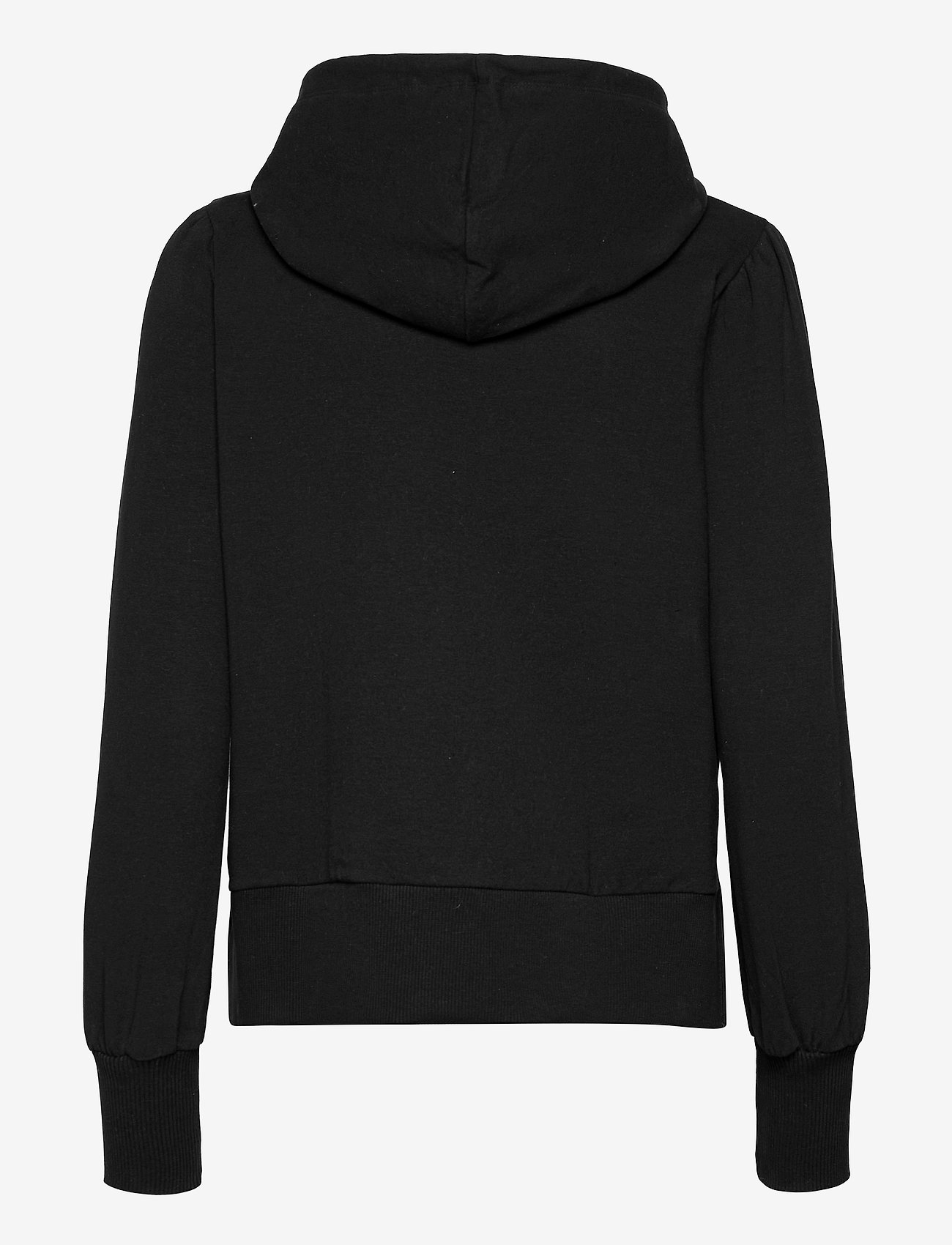 ella&il - Mimmi hoodie - pulls à capuche - black - 1