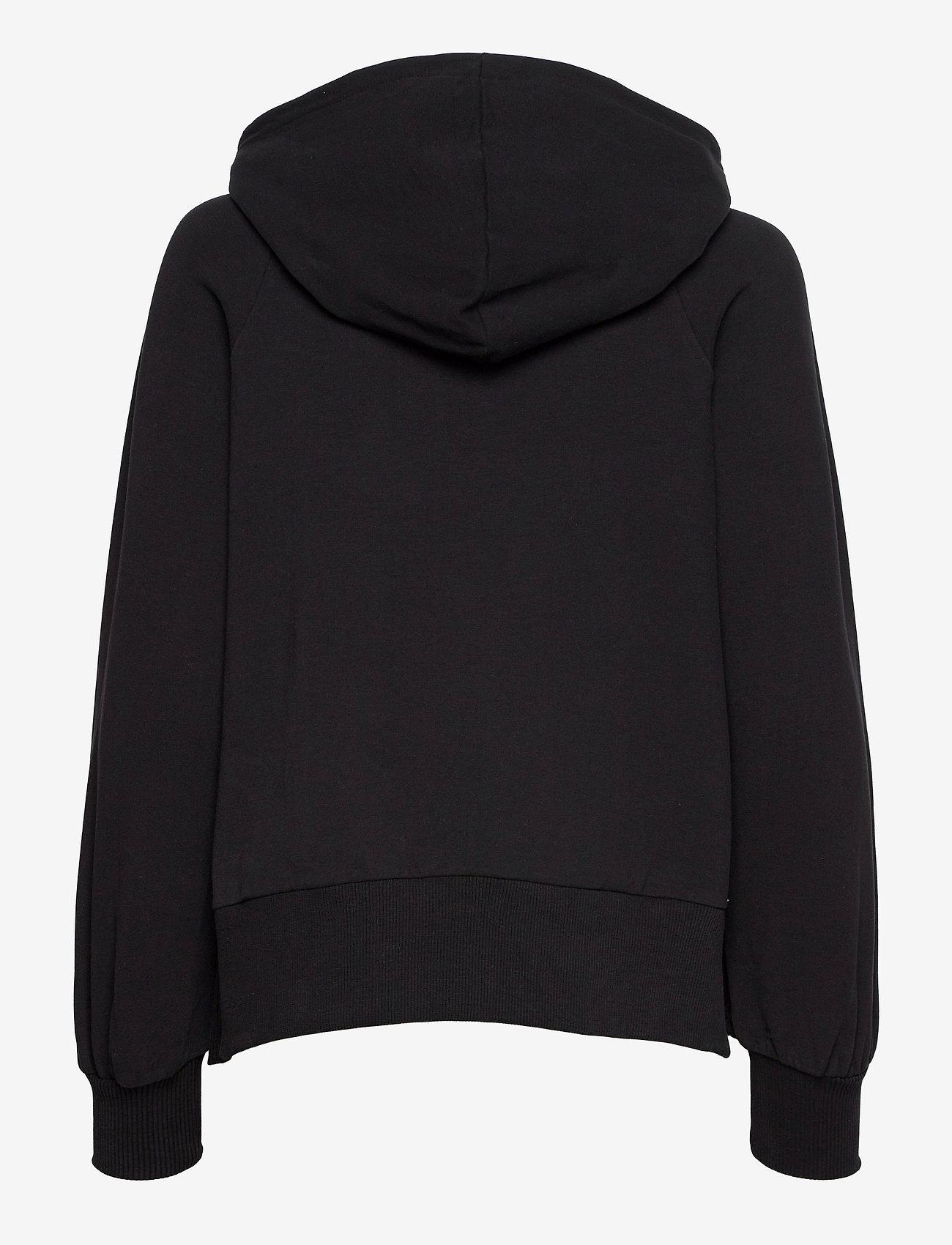 ella&il - Turner jacket - pulls à capuche - black - 1
