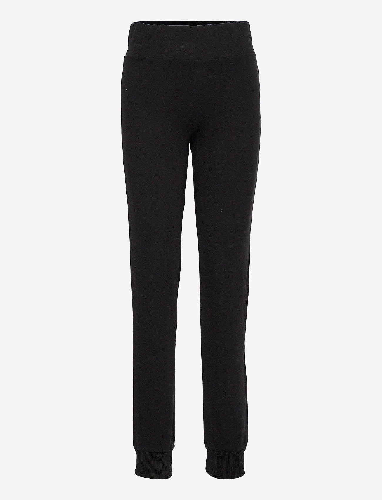 ella&il - Bibbi pants - vêtements - black - 0