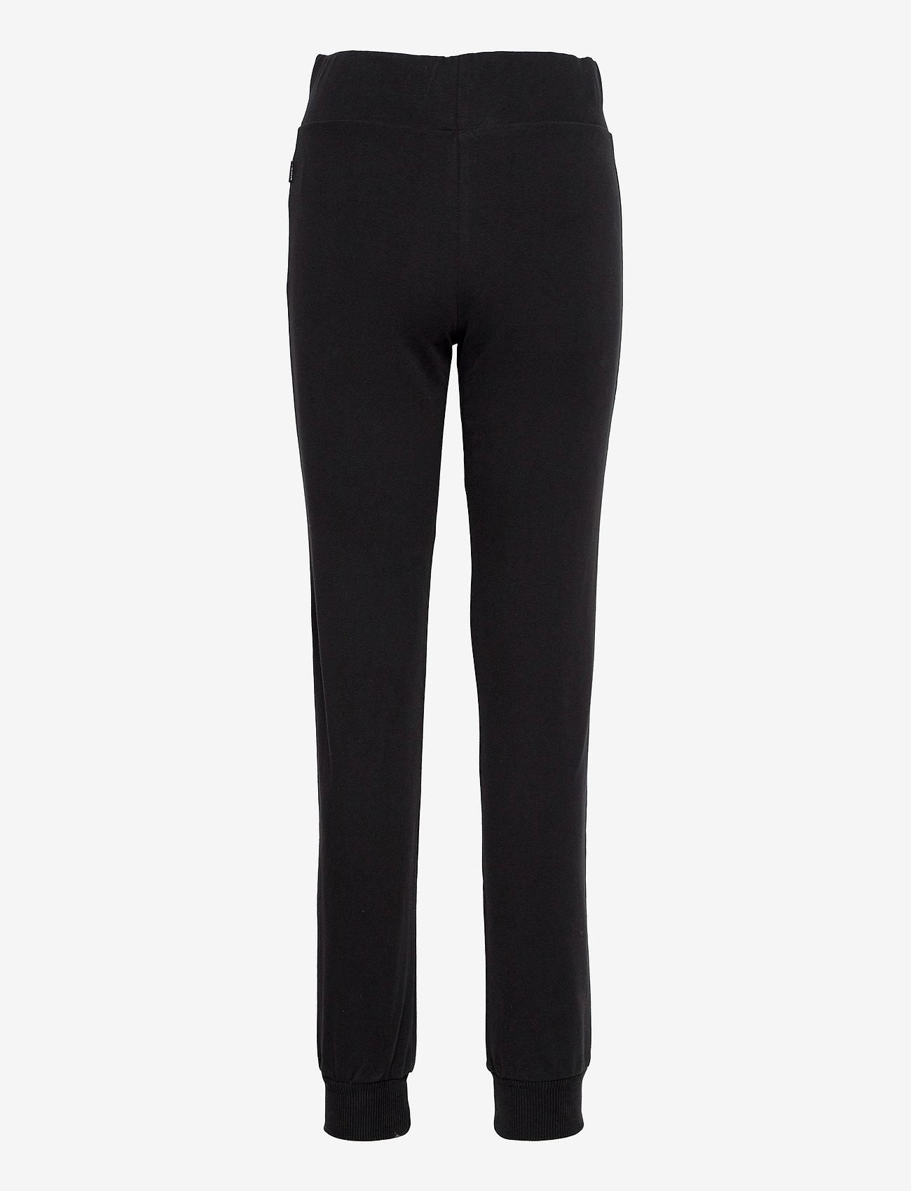 ella&il - Bibbi pants - vêtements - black - 1