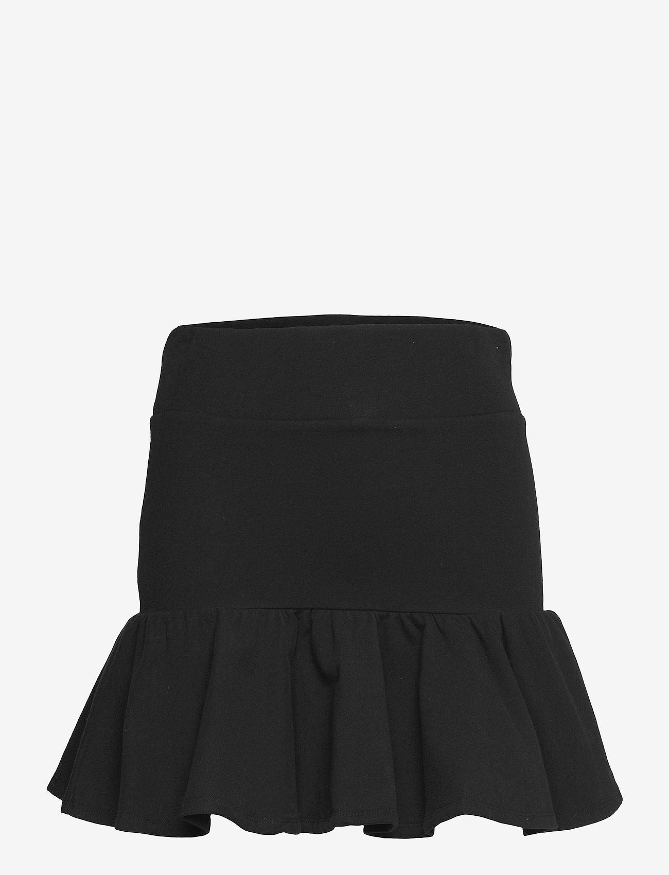 ella&il - Ginger skirt - jupes courtes - black - 0
