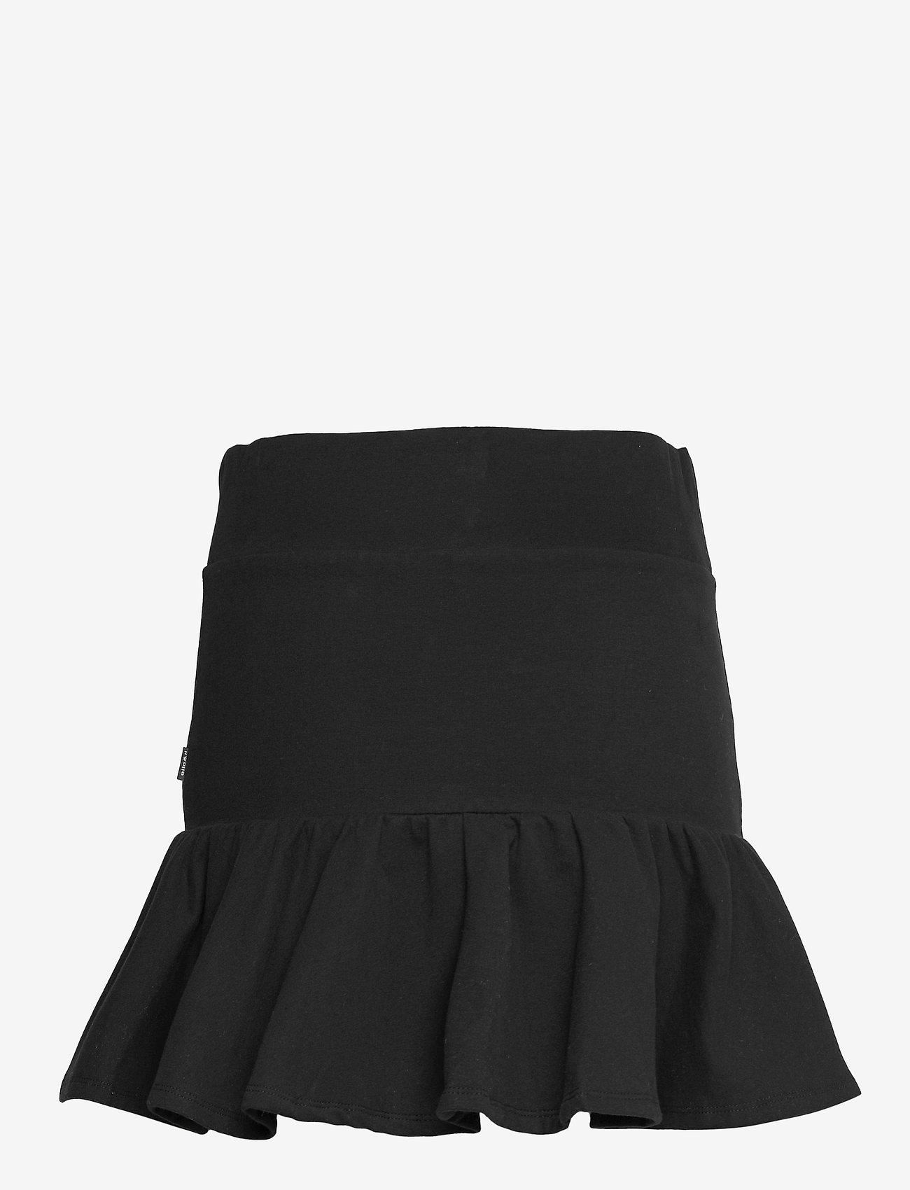 ella&il - Ginger skirt - jupes courtes - black - 1
