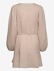 ella&il - Bella linen dress - robes d'été - beige - 1