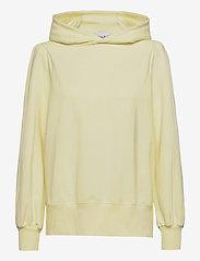 Tina hoodie - YELLOW