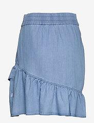 ella&il - Jus denim skirt - jupes en jeans - blue denim - 2