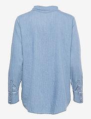 ella&il - Lissy denim shirt - chemises en jeans - blue denim - 1