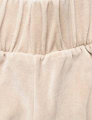 ella&il - Hay velour shorts - shorts casual - beige - 2