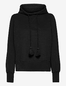 Mimmi hoodie - pulls à capuche - black