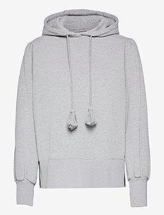 Mimmi hoodie - pulls à capuche - grey