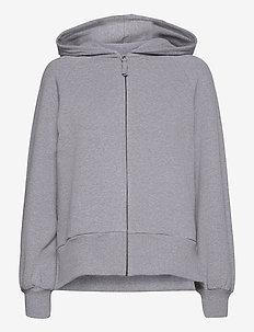 Turner jacket - pulls à capuche - grey