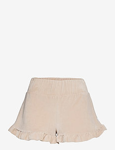 Hay velour shorts - shorts casual - beige