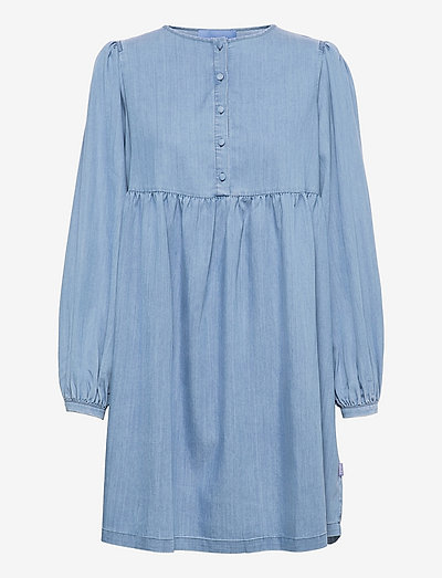 Sammy denim dress - robes de jour - blue denim