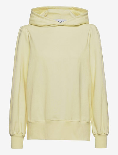 Tina hoodie - pulls à capuche - yellow