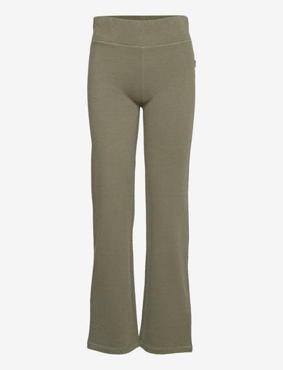 Tilly pants - pantalons casual - dark green