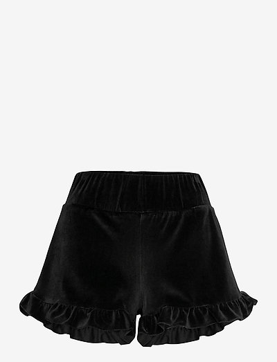 Hay velour shorts - shorts casual - black