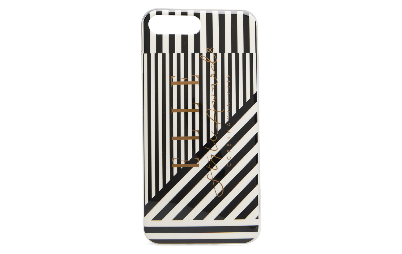 Elle Style Awards Collection 2019 iPhone Cover - BLACK