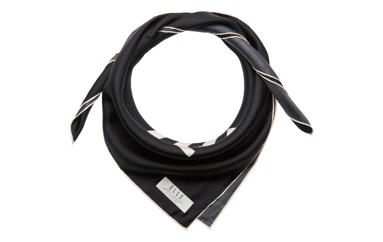 Elle Style Awards Collection 2019 Berlin Scarf - BLACK