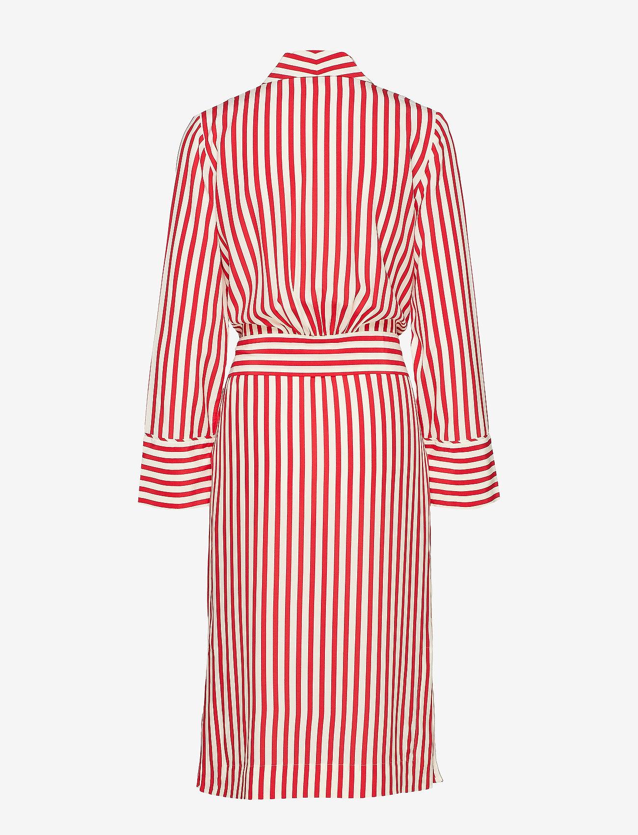 Elle Style Awards Collection 2019 Hampton Kimono - Sukienki FUCHSIA - Kobiety Odzież.