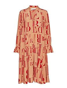8bb97a89ea4e Knälånga & midi klänningar   Stort utbud av nya styles   Boozt.com