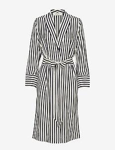 Hampton Kimono - BLACK