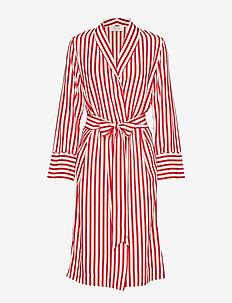 Hampton Kimono - midiklänningar - fuchsia