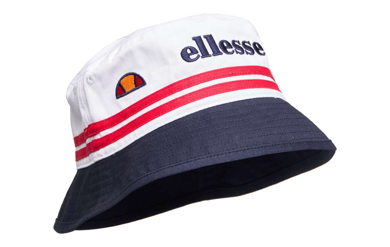 Ellesse EL LORENZO BUCKET HAT - NAVY/WHITE