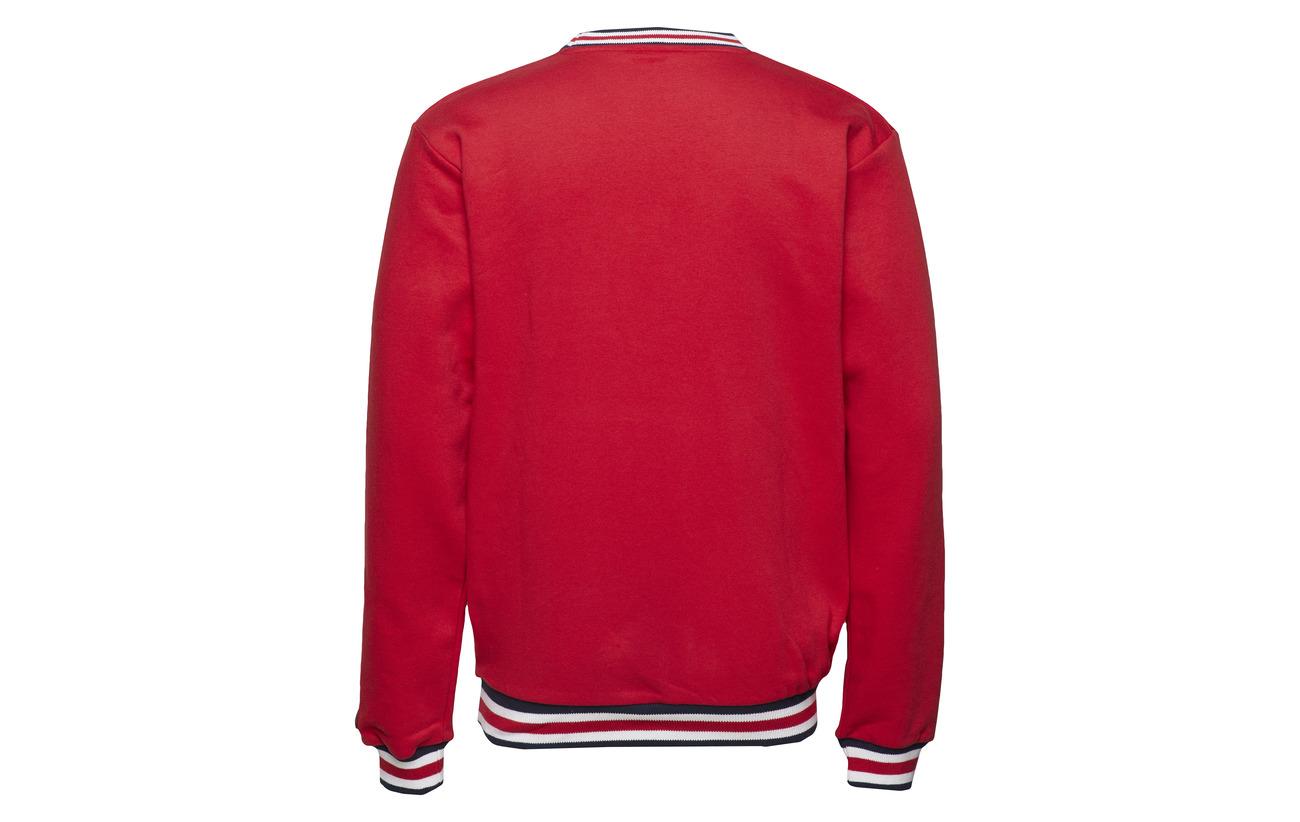 Ellesse 20 Polyester Red El Coton Rodella Ribbon 80 YOgPY