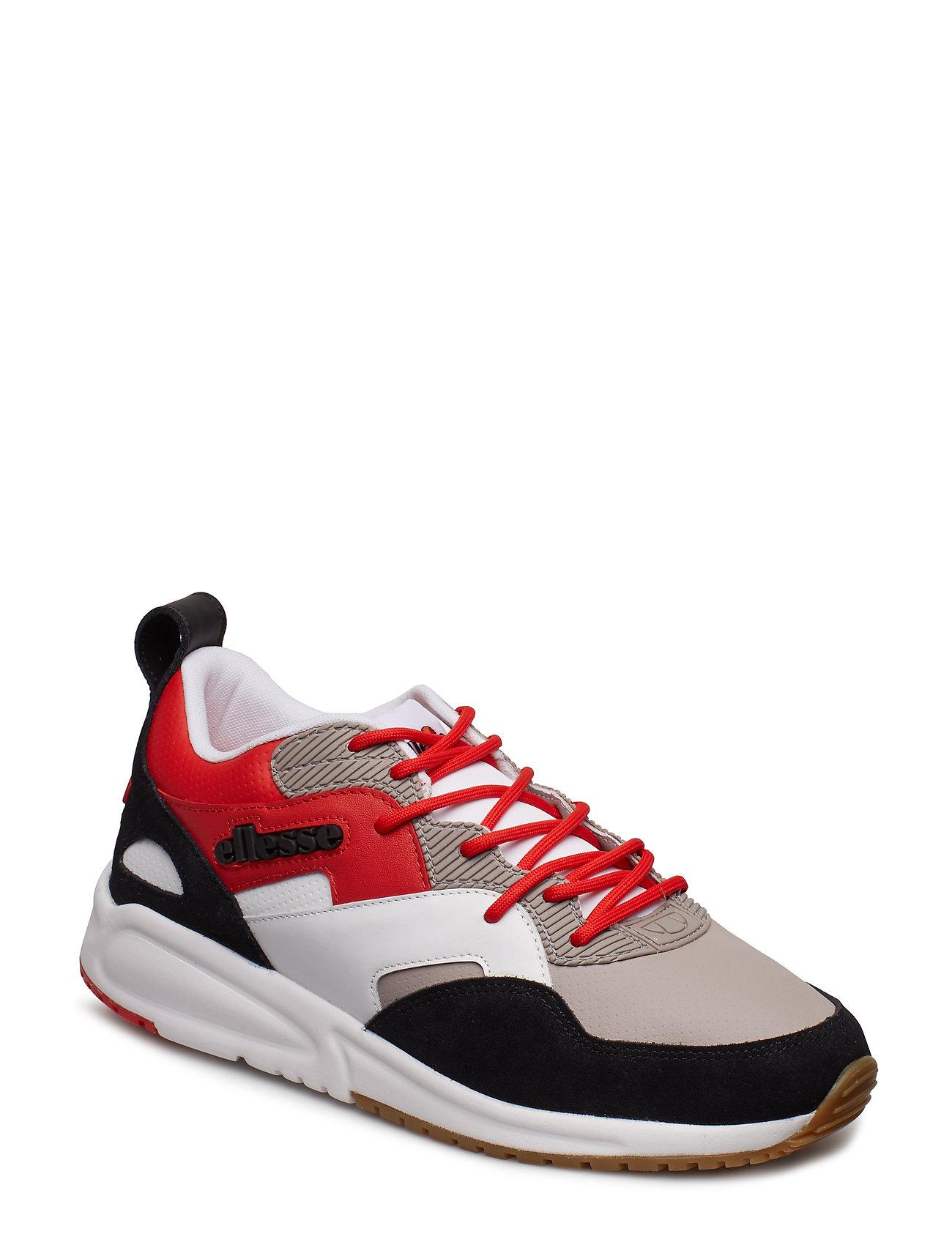 Image of El Potenza Black/Multi Low-top Sneakers Multi/mønstret ELLESSE (3142010675)