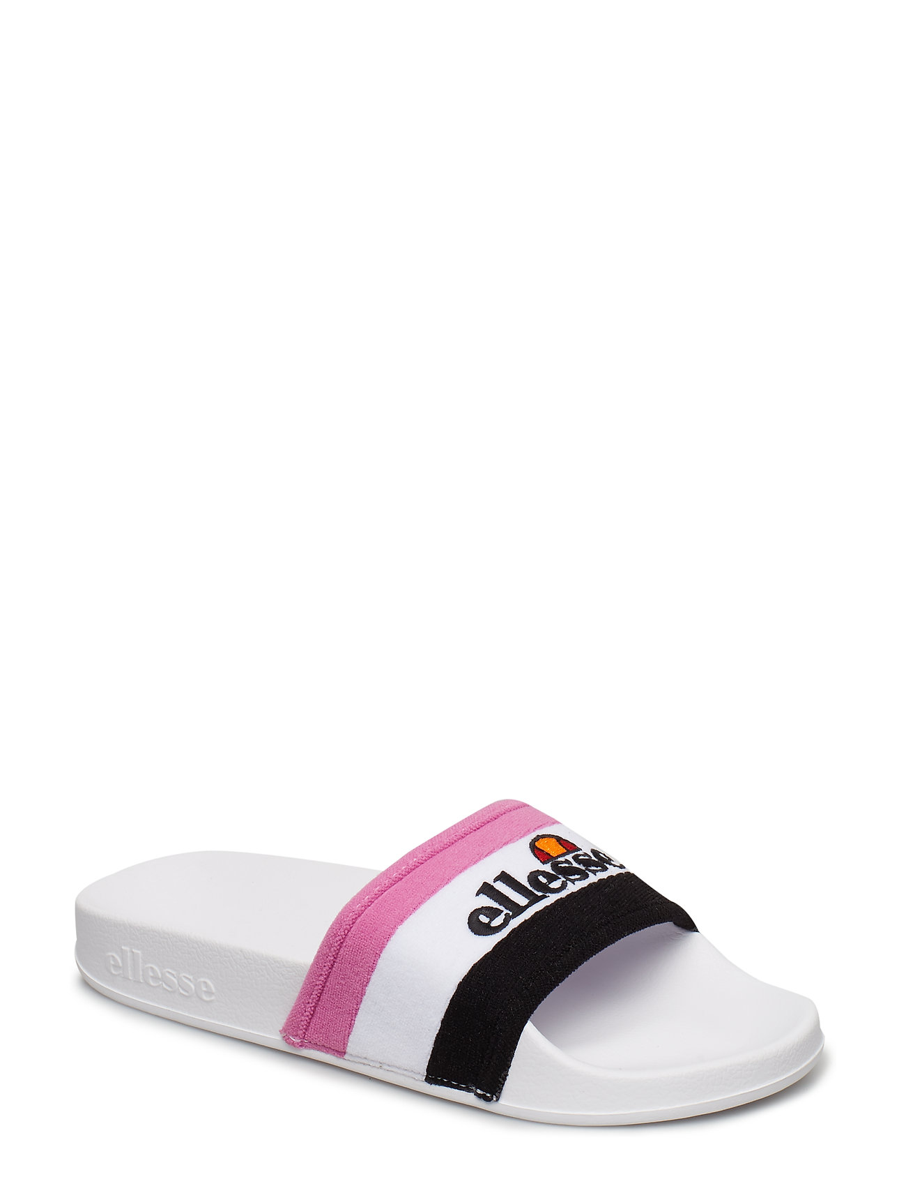 Ellesse EL BORGARO BLACK/WHITE/SUPER PINK - BLACK/WHITE/SUPER PINK