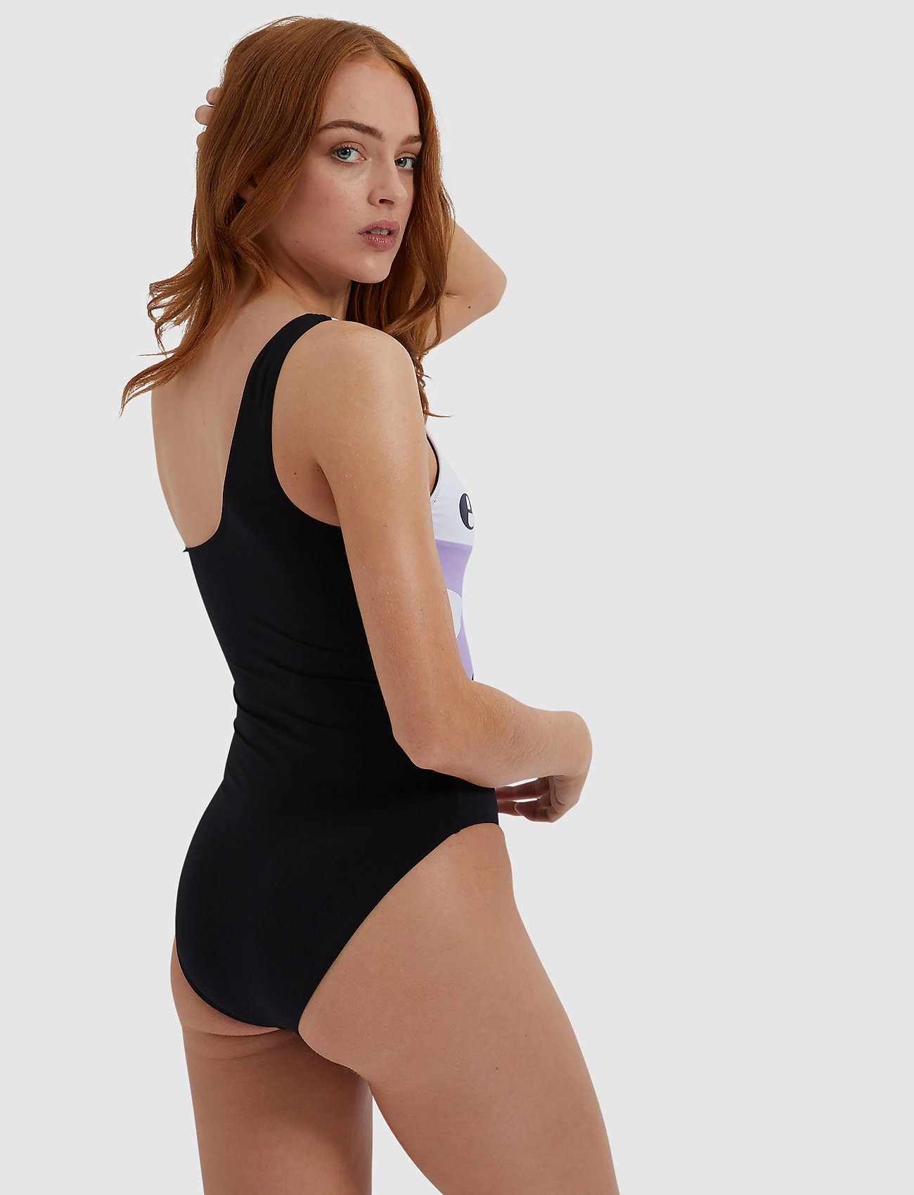 El Ogni Swimsuit (Black) (275 kr) - Ellesse