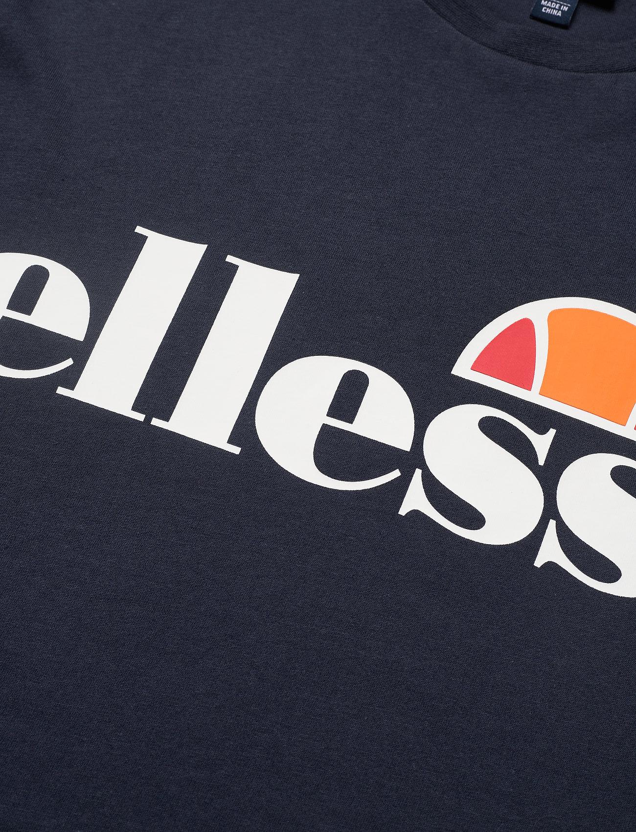 Ellesse EL PRADO (NEW LOGO) - T-skjorter NAVY - Menn Klær