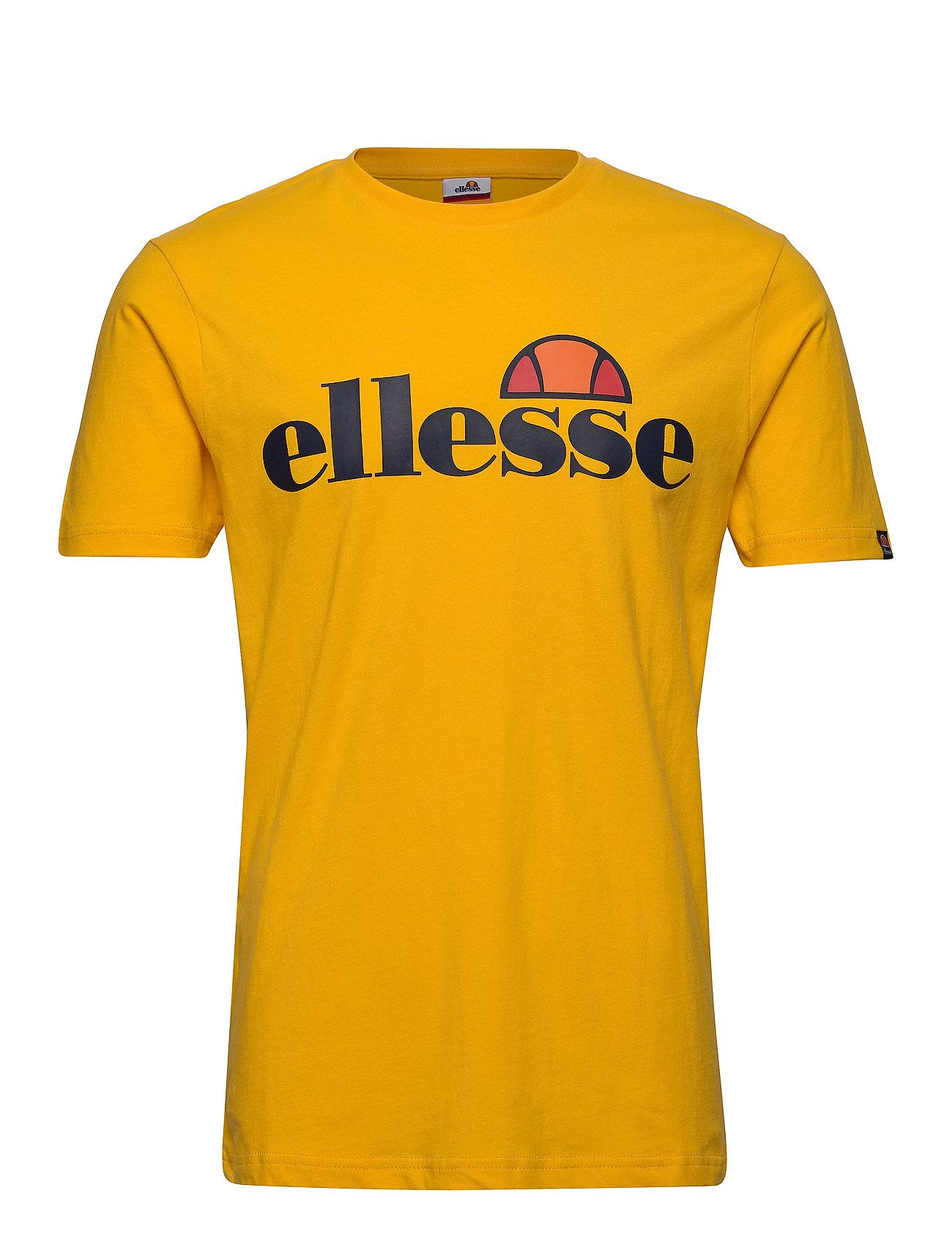 Ellesse EL SL PRADO TEE - YELLOW