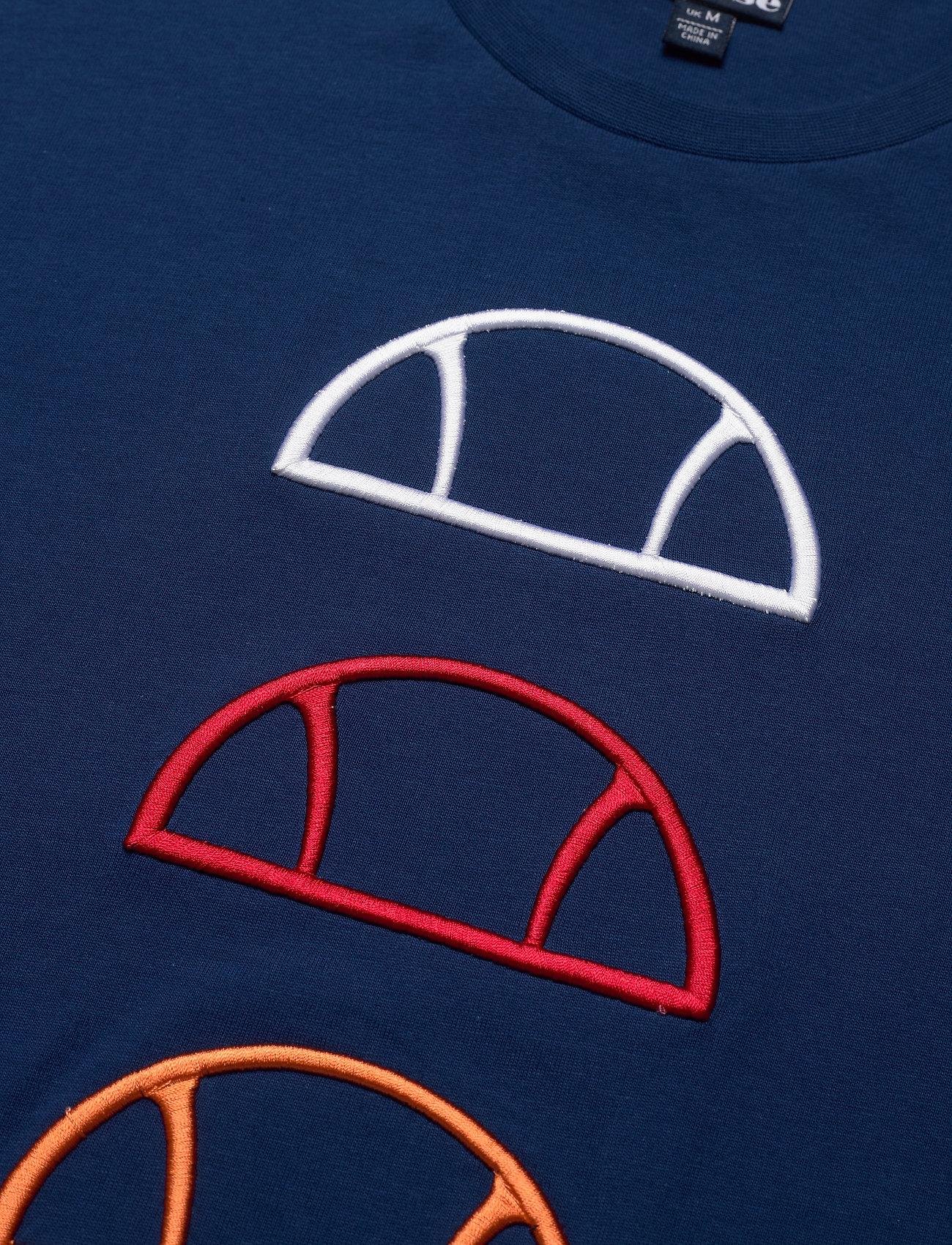 Ellesse EL FEVER TEE - T-skjorter NAVY - Menn Klær