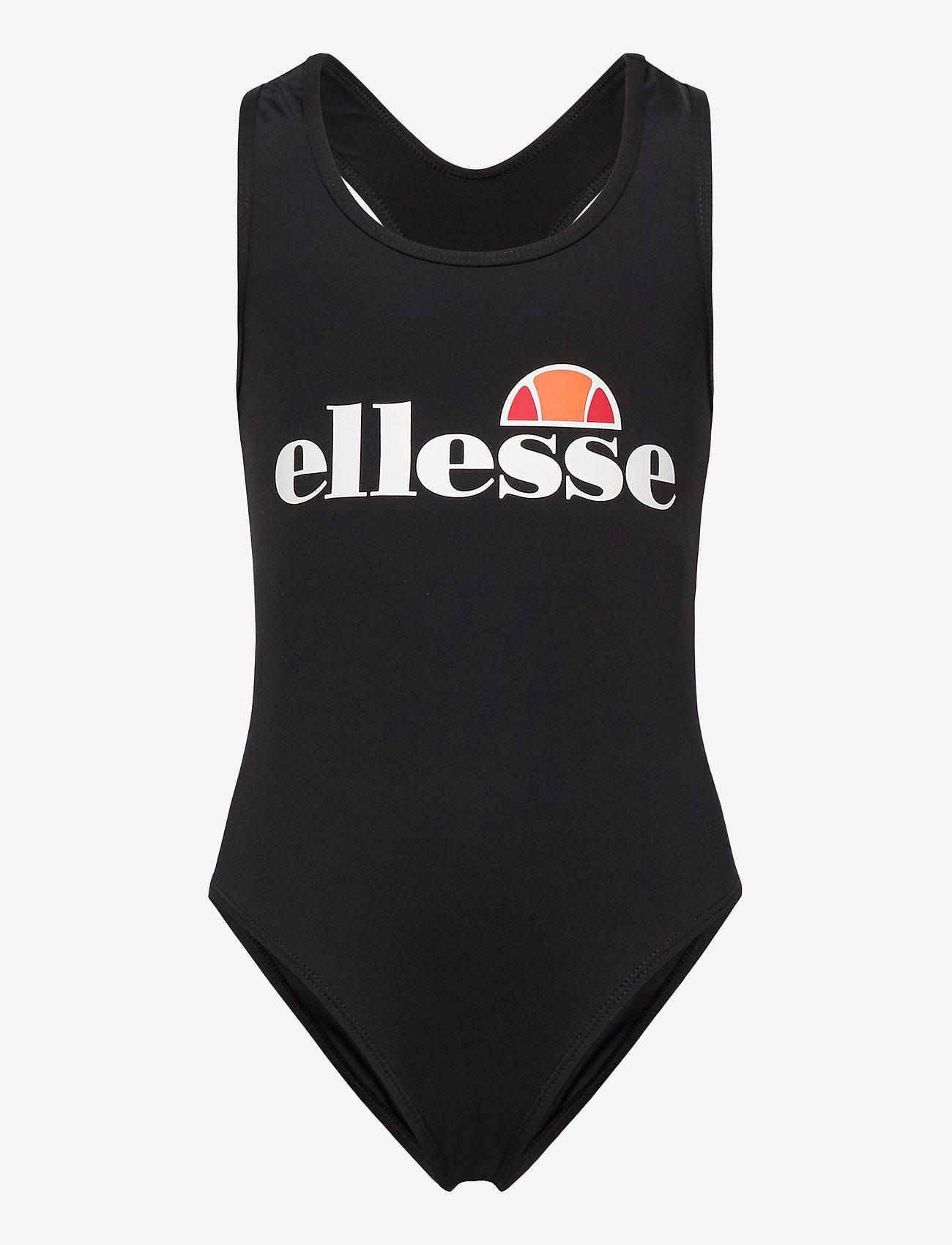 Ellesse - EL WILIMA SWIMSUIT - swimsuits - black - 0
