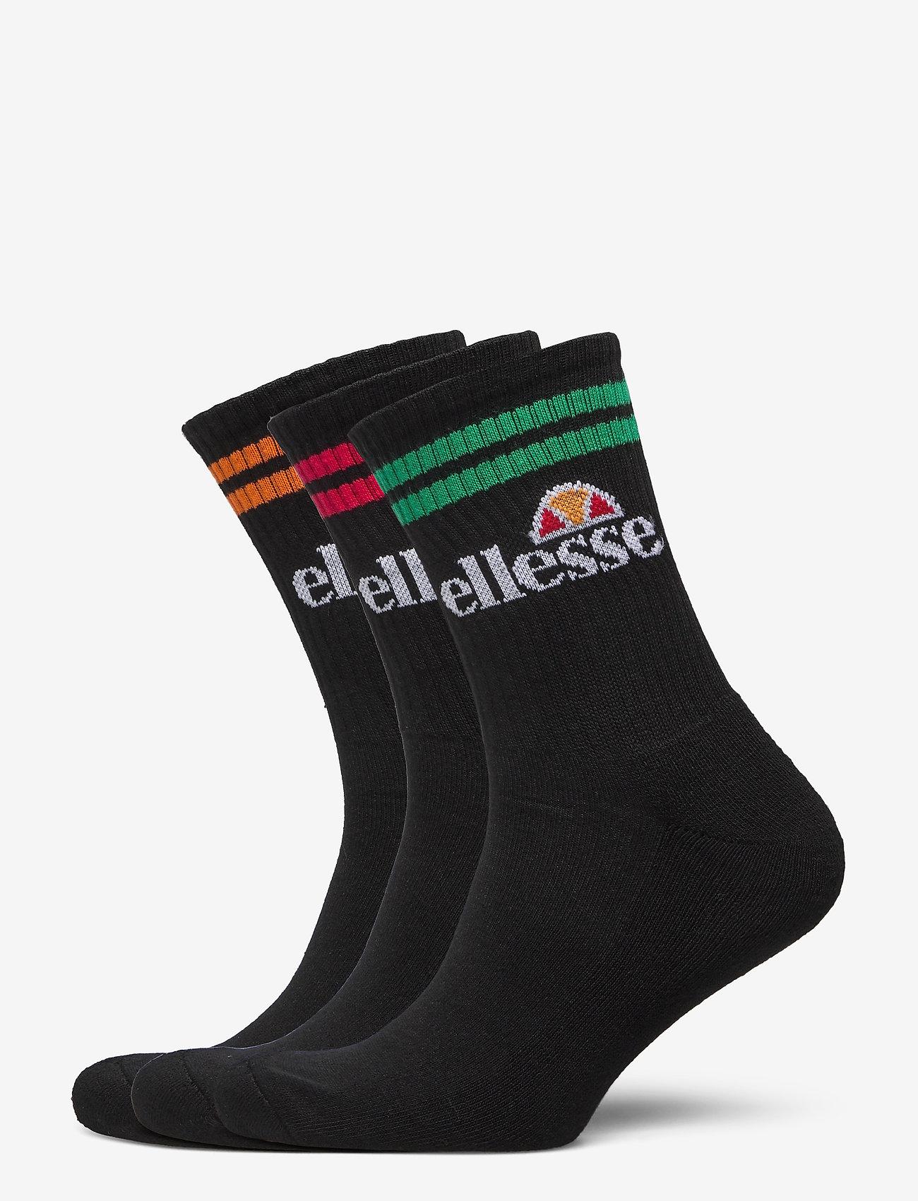 Ellesse - EL PULLO - tavalliset sukat - black - 0