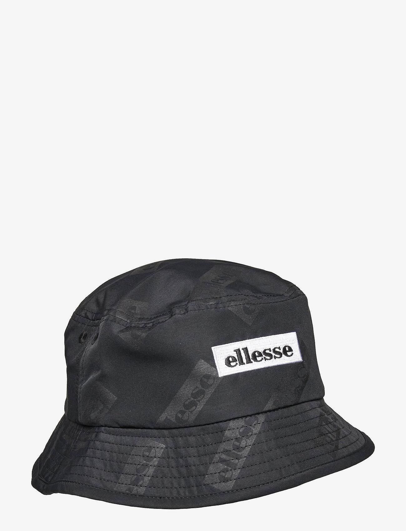 Ellesse - EL WAVIO BUCKET HAT - bucket hats - black - 0