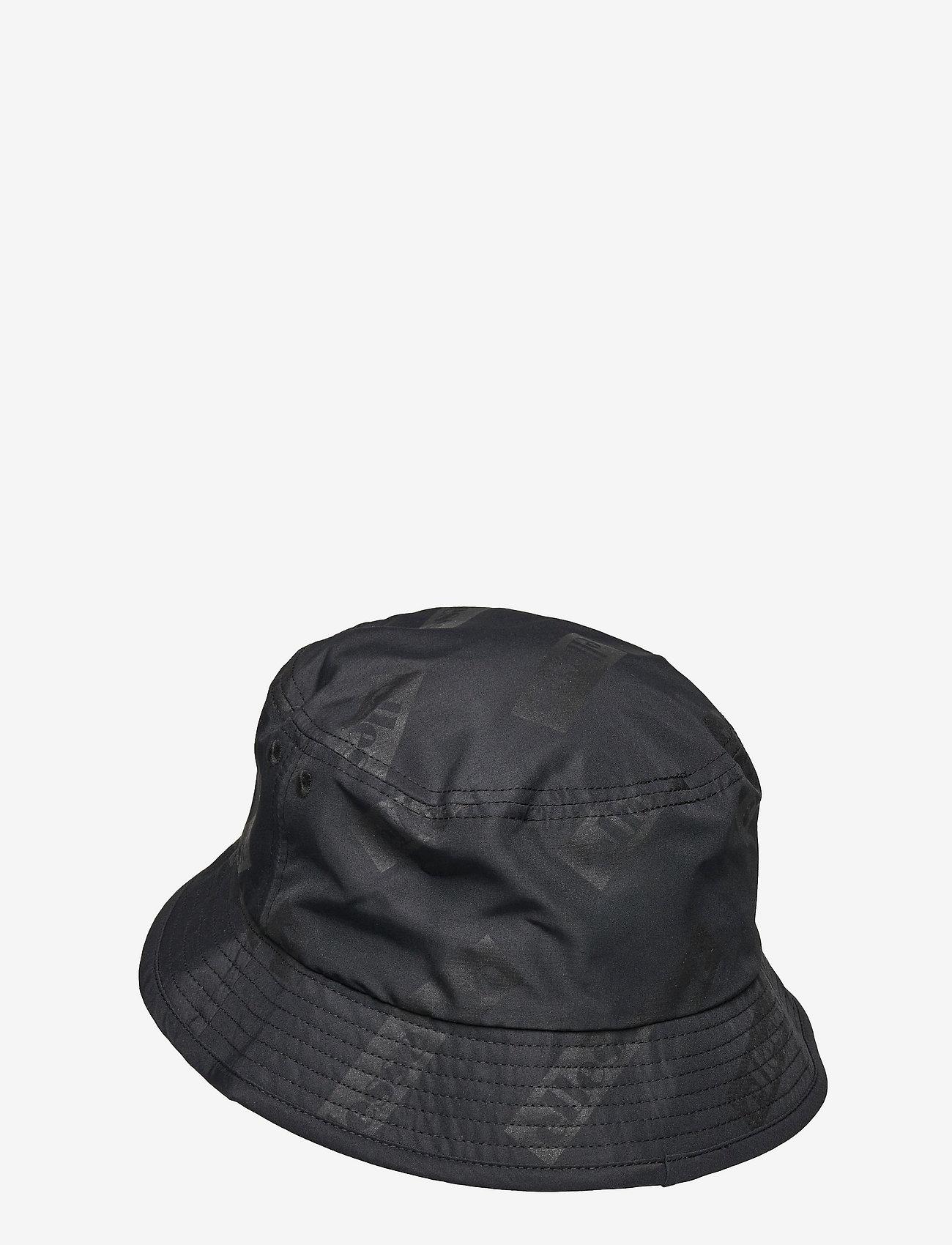 Ellesse - EL WAVIO BUCKET HAT - bucket hats - black - 1